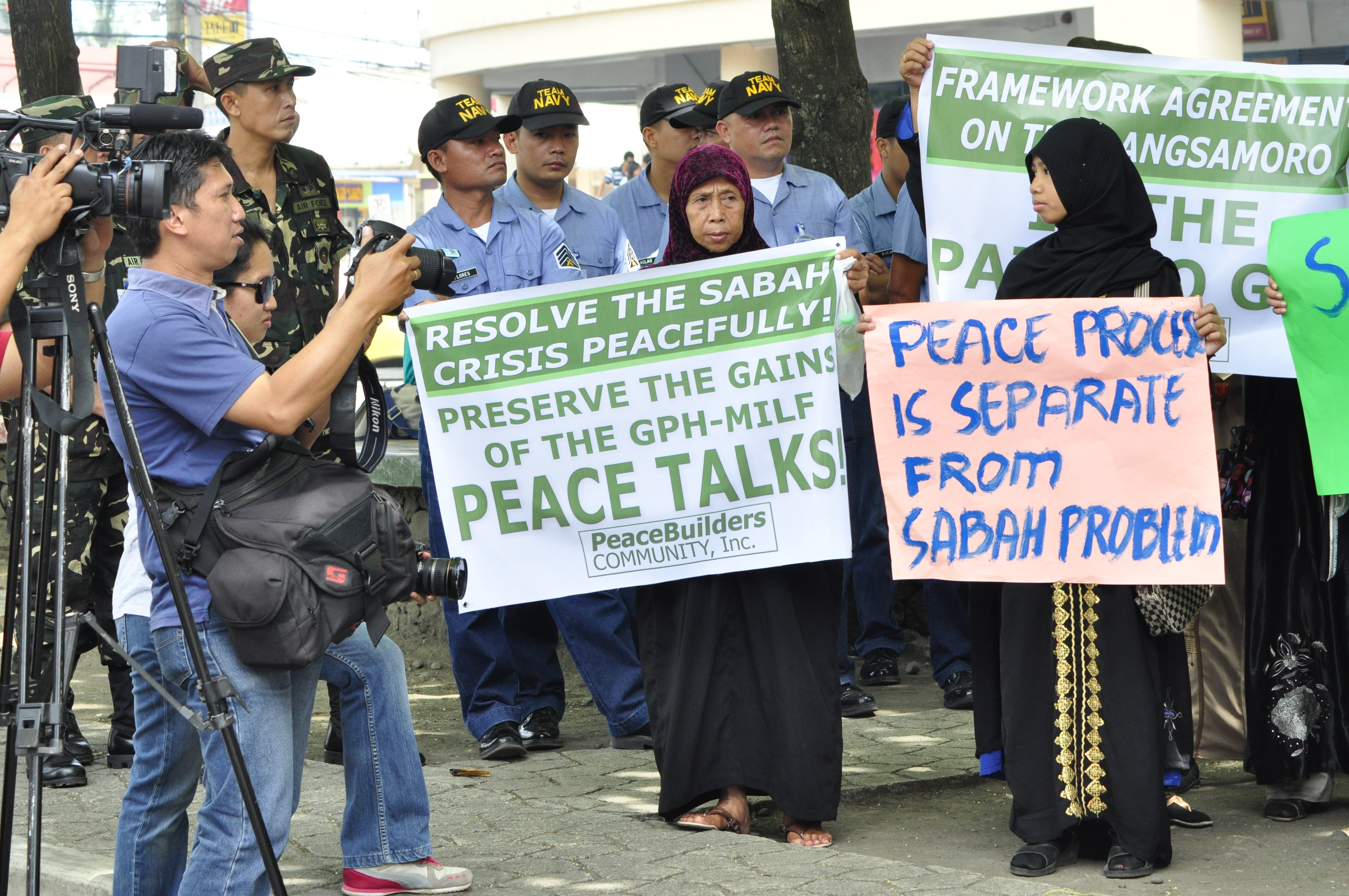 Gph milf peace talks peacebuilders community inc in the midst of the sabah crisis and calls for war the framework agreement on the bangsamoro is the peaceful way to go the mindanao peoples caucus mpc platinumwayz