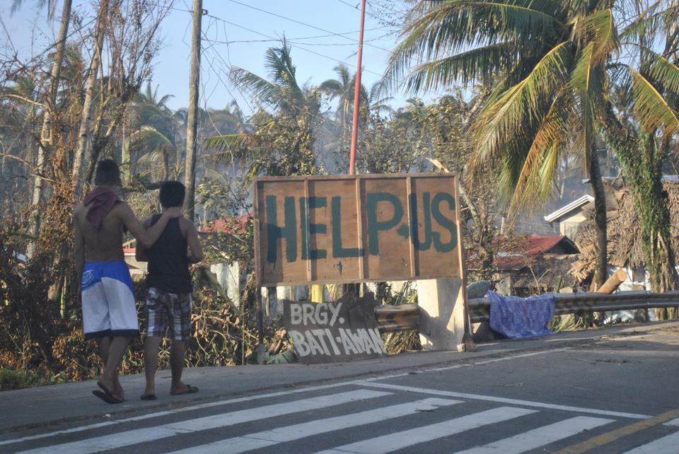 help us