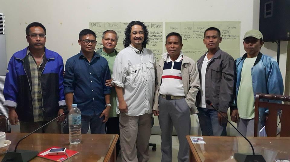 Kuya Dan and Banisilan Leaders