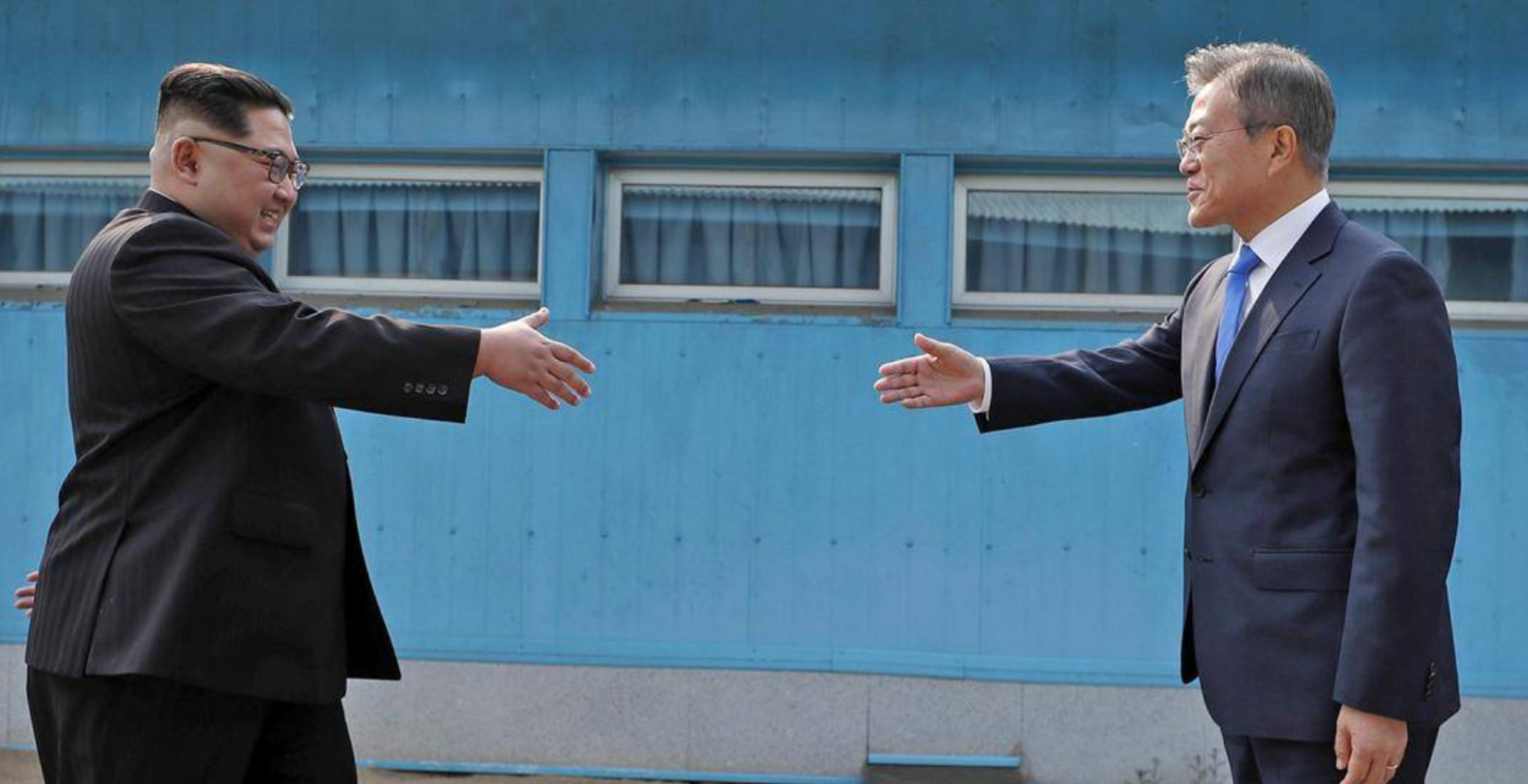 PEACE AND RECONCILIATION: BEYOND THE IMAGES OF KIM AND MOON