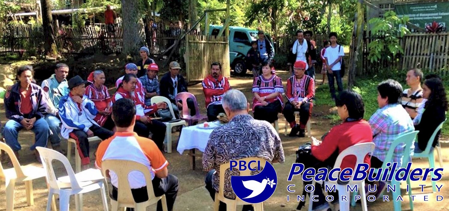VOICES FROM THE DULANGAN MANOBO FILE – PeaceBuilders
