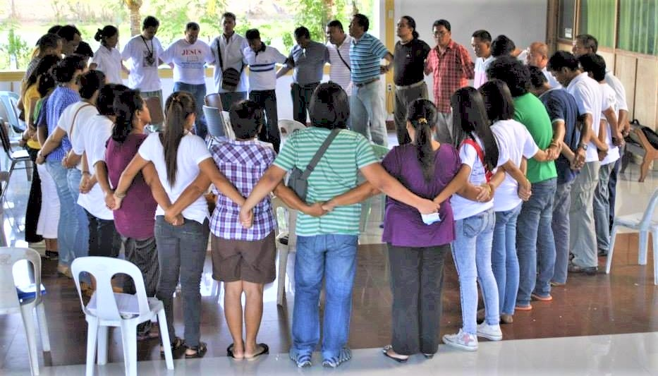 PRAY – Peace & Reconciliation Missionaries